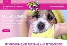 Shear Magic Pet Salon