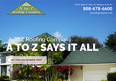 A To Z Roofing Co.